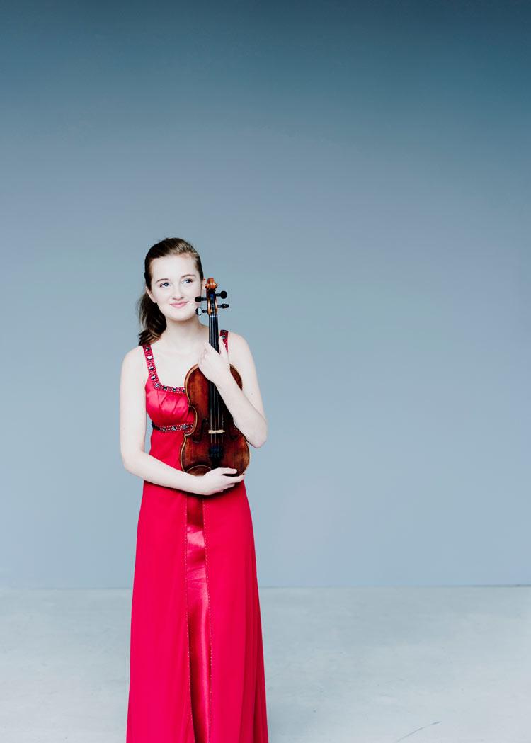 Noa Wildschut violin
