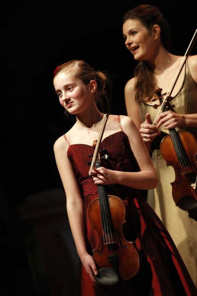 Noa Wildschut, violin