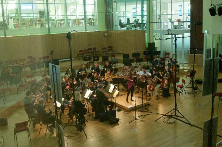 Noa Wildschut Mozart Warner Classics recording