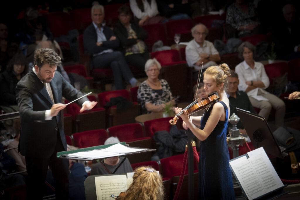 Noa Wildschut, violinist