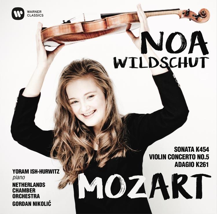 Noa Wildschut Mozart