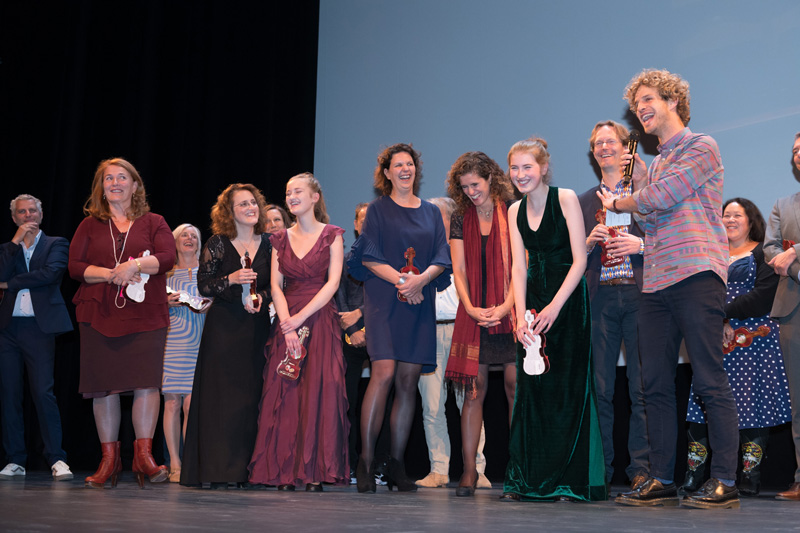 Noa Wildschut A Family Quartet